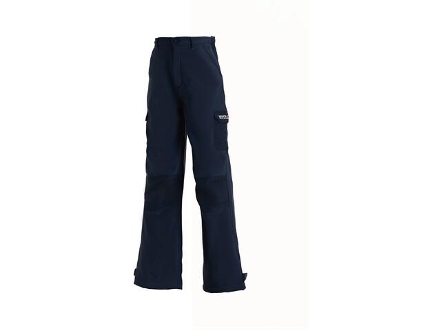 Regatta Winter Softshell Trousers Kinder navy